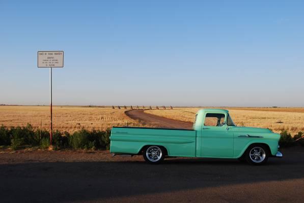 Caddy Ranch w/Fleetside