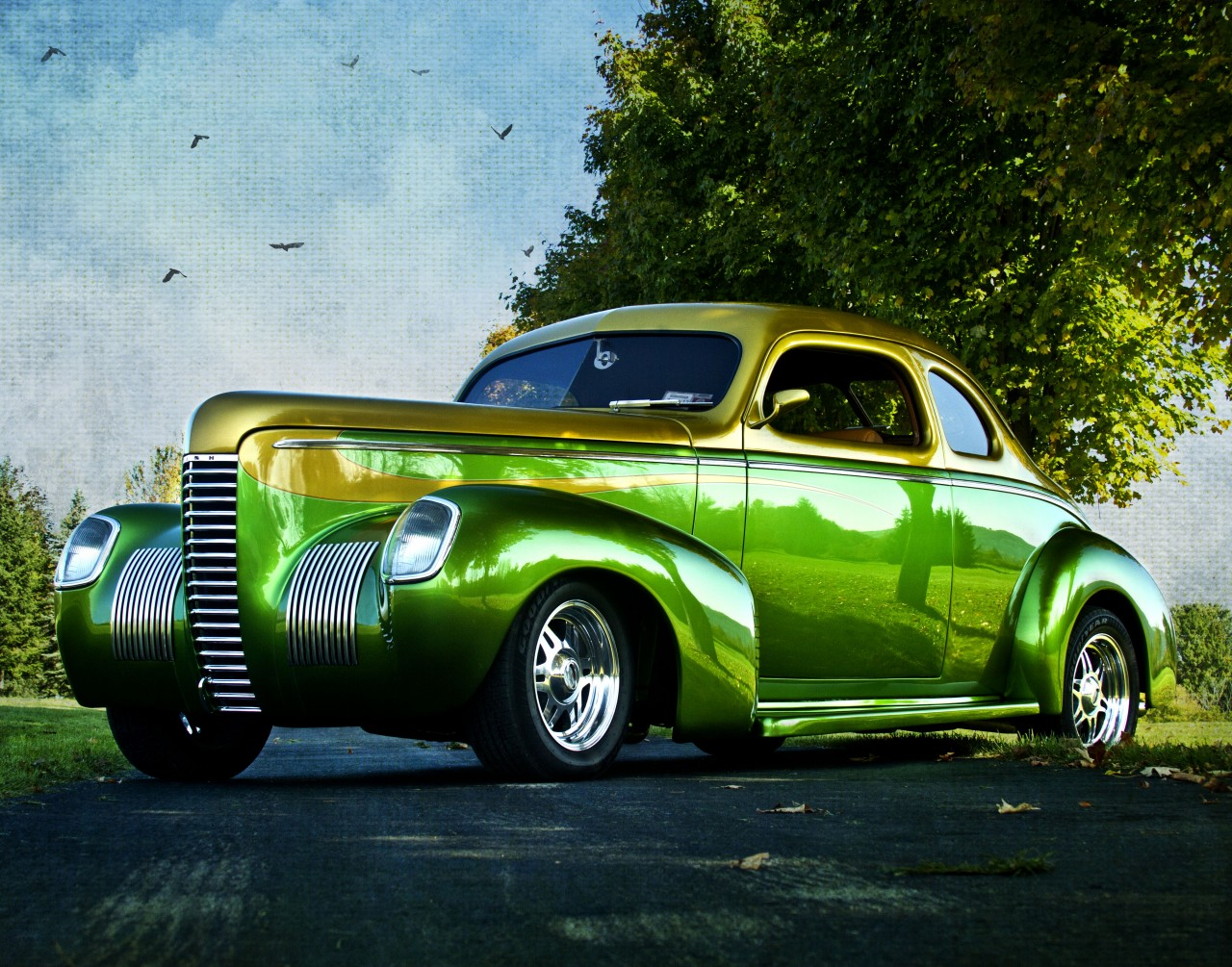 My 1939 Nash Coupe