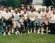 1997 25th reunion of the Club